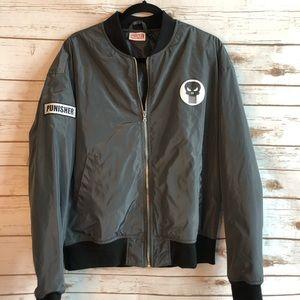 841c2b723 Marvel Jackets & Coats   Vintage Spiderman Wool Bomber   Poshmark